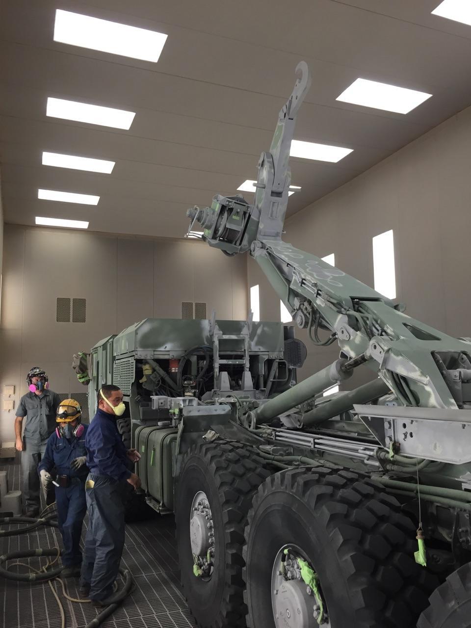 Blast&Paint-Military Truck-vehicle