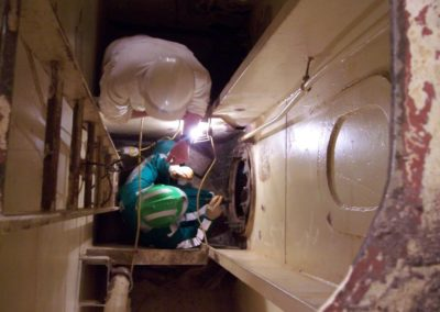 Confined Space Lighting