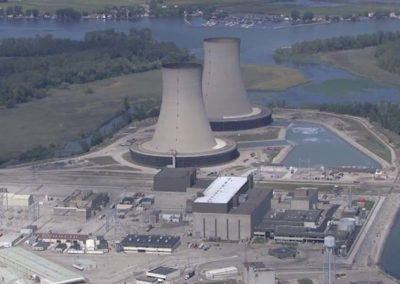 Fermi 2 - Nuclear Power Plant