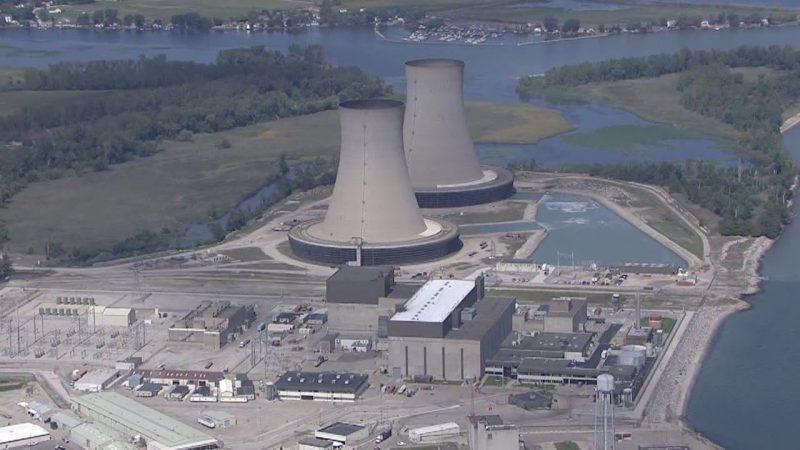 Fermi 2 - Nuclear Power Plant