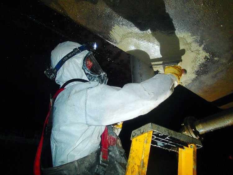 Headlamps used in Confined Spaces