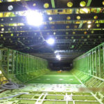 String Work Lights Construction