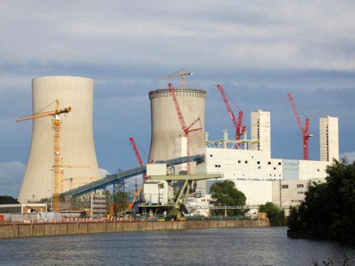 Power Plant Construction, Maintenance & Inspection