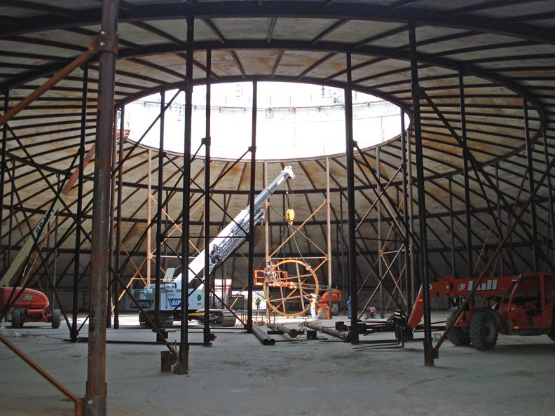 Storage Tank Construction