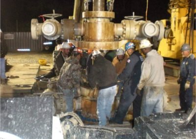 Wellhead Installation & Maintenance