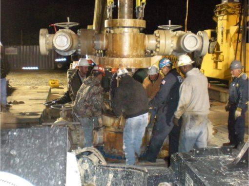 Wellhead Control & Maintenance