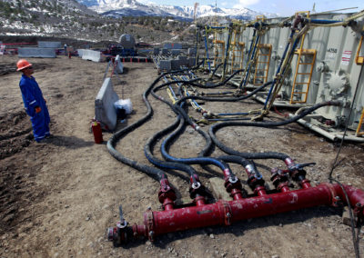 Natural Gas Colorado