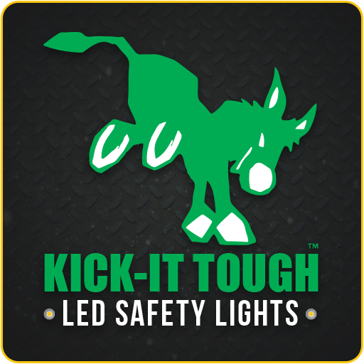 Our Brands, KICK-IT TOUGH™ LED Safety Lights