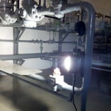 The BRICKette™ at Washington Gas, Magnetic, Explosion Proof Light, Kick-It Tough™