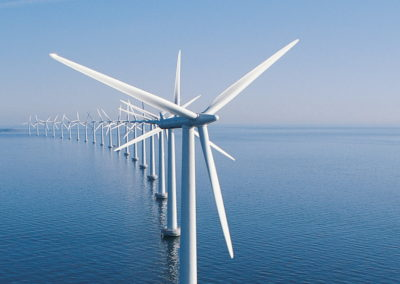 Wind Turbines Manufacturing & Maintenance