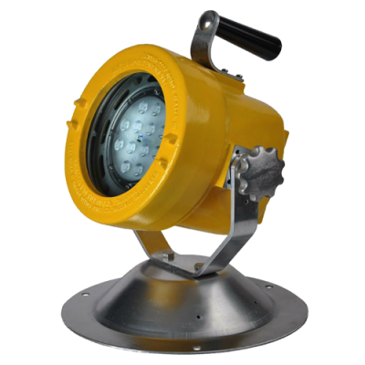 7100 SLXP LED Swivel Mounted Explosion Proof Light