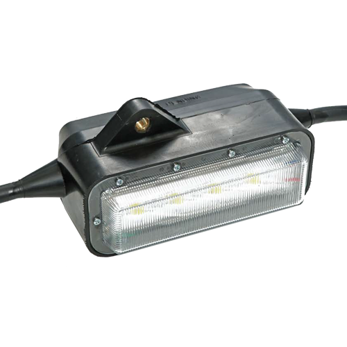 String Lights For Construction Sites : Model 4300 LED - Wide Area String Light Western Technology, inc.
