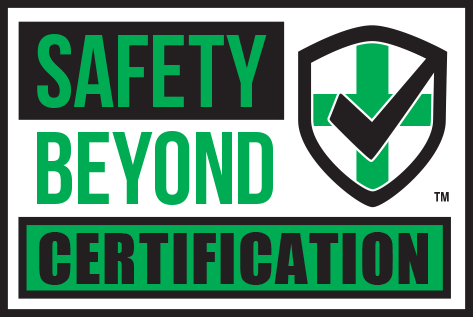 Safety Beyond Certification