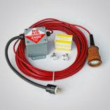 Model 3600 – Halogen No-Air Aluminum Blast Light