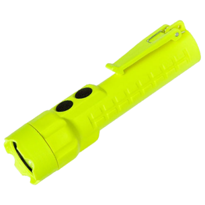 Model 7453 LED - Intrinsically Safe Dual-Light Flashlight, Intrinsically Safe Dual-Light Flashlight,