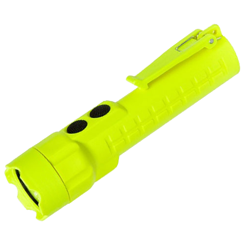 Model 7453, Intrinsically Safe Dual-Light Flashlight, Intrinsically Safe Dual-Light LED Flashlight, intrinsically safe flashlight, intrinsically safe permissible