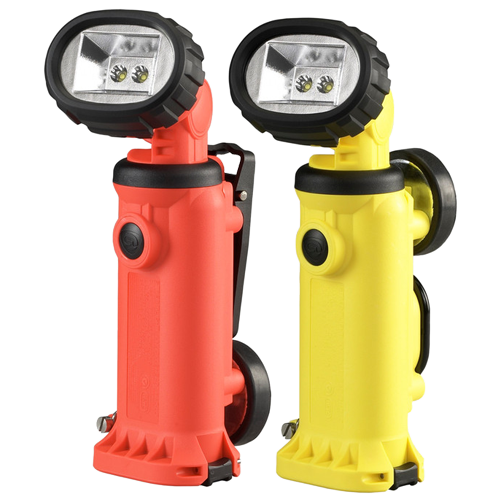 Model, 7465, 7465ORG, 7465YEL, Intrinsically Safe Rechargeable Flashlight , temporary led lighting, Intrinsically Safe Rechargeable Flashlight, floodlight, flood light, intrinsically safe lighting, intrinsically safe flashlight, portable led lighting, portable led work light, battery-powered, rechargeable, temporary jobsite lighting, temporary job site lighting, intrinsically safe rechargeable LED flashlights, floodlight