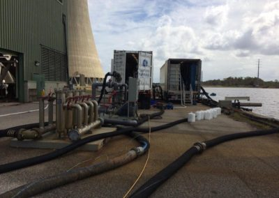 GE Mobile Wastewater Treatment
