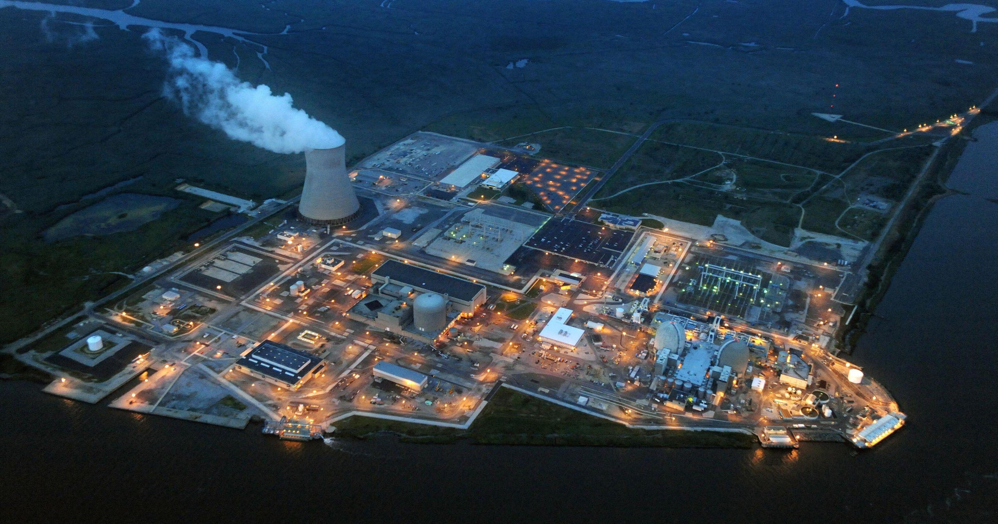 NJ Nuclear Power Plant
