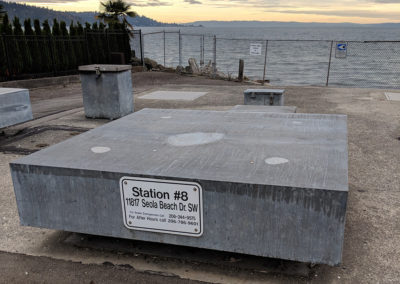 SW Suburban Sewer District, Seattle, WA, Seola Beach, Sewer, Water & Wastewater Treatment, stormwater, wastewater, pumps