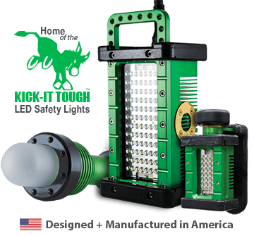 Home of the KICK-IT TOUGH™ LED Safety Lights