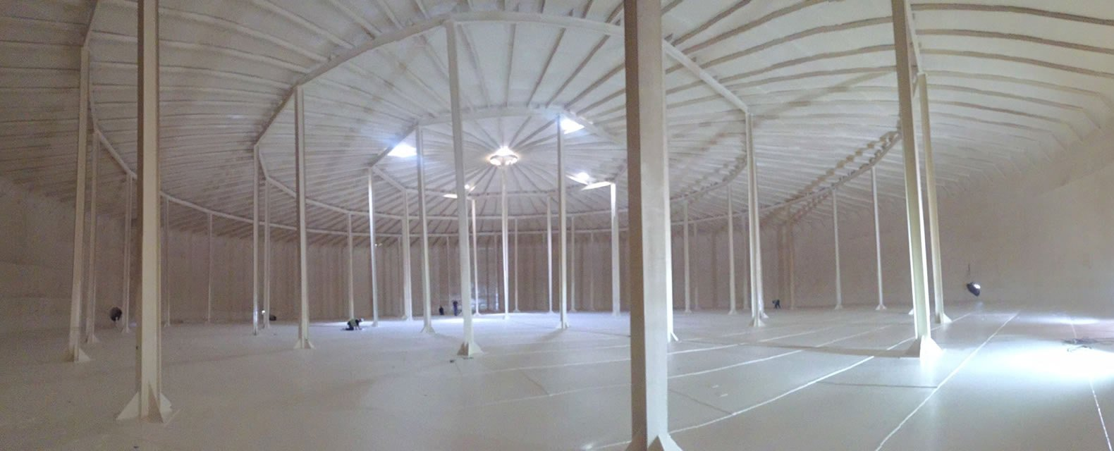 Water Storage Tank Interior