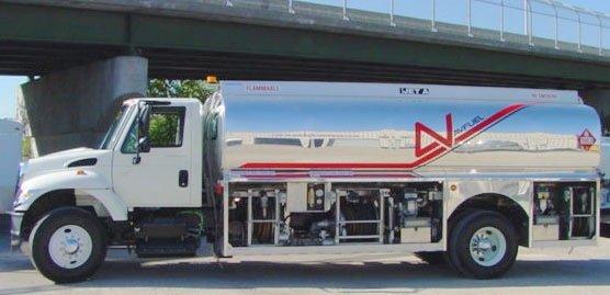Garsite Fuel Trucks