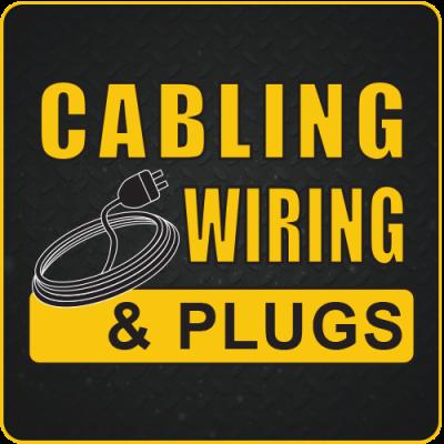 Cabling, Wiring & Plugs