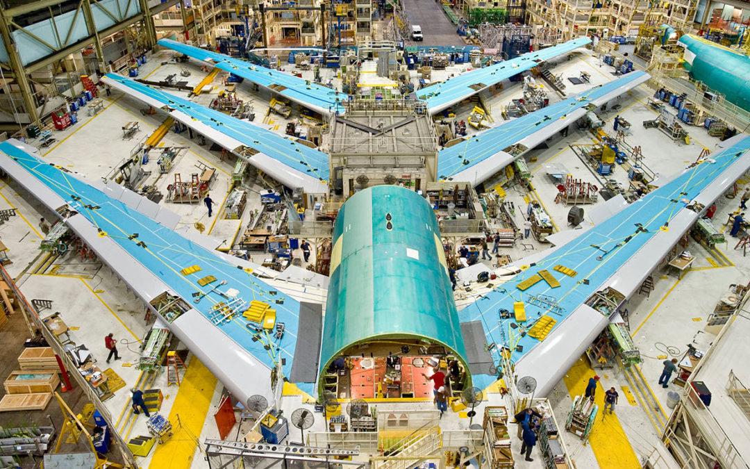 Aircraft Manufacturing & Maintenance
