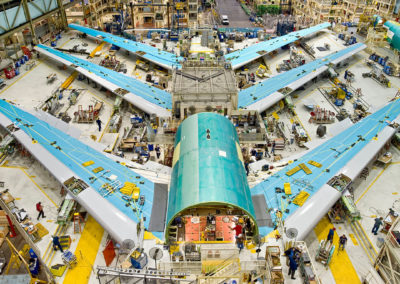 Aircraft Manufacturing & Maintenance