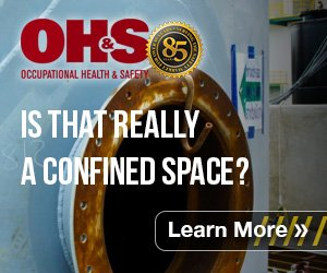 confined space, confined space lighting, OH&S, occupational health & safety