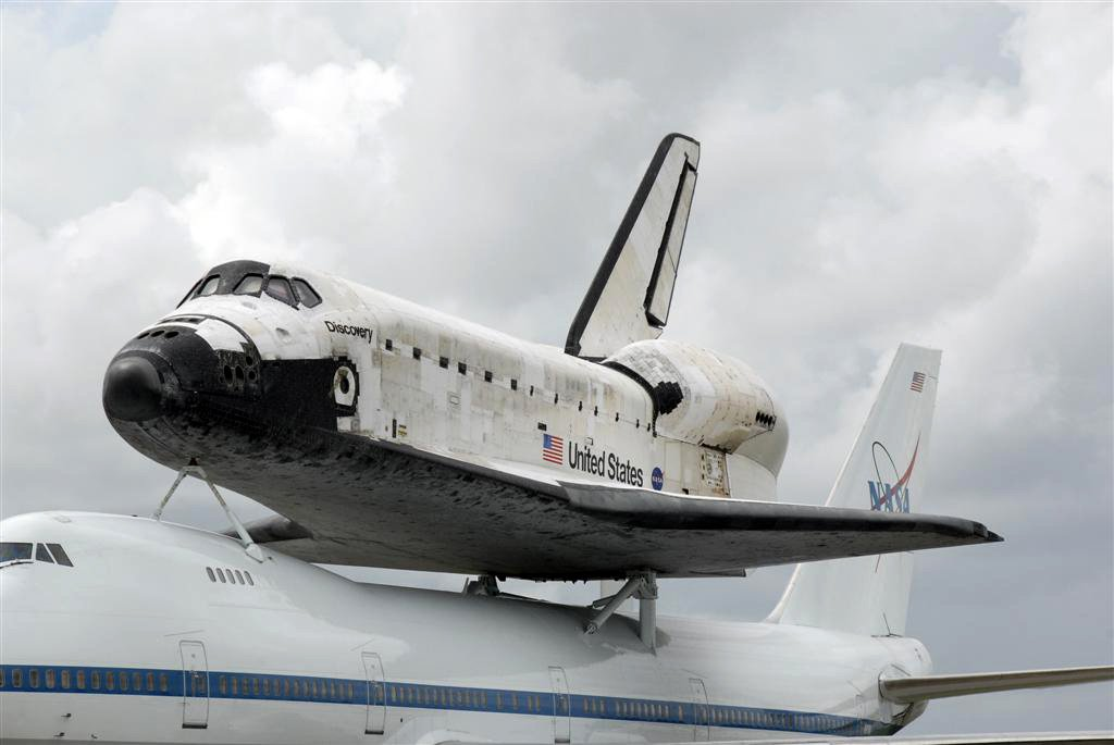 Western Technology Lights used on both Space Shuttle & Carrier Plane
