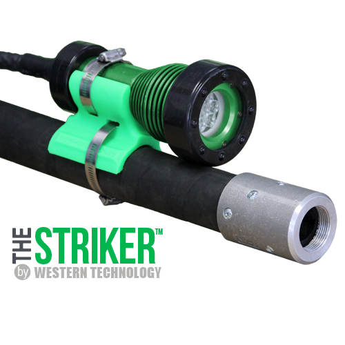 The STRIKER Explosion Proof Blast Light