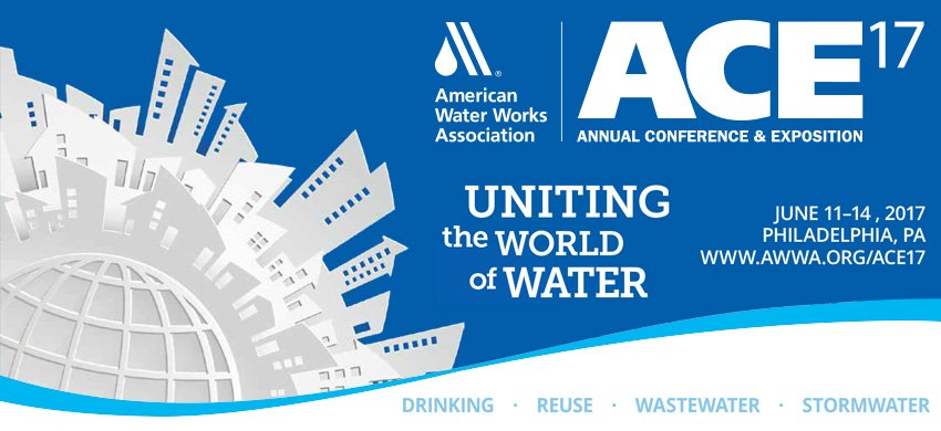 annual conference & exposition, AWWA, ACE17, ACE 2017, American Water Works Association, water, wastewater