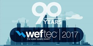 WEFTEC, 2017, 2017 Expos & Conferences, expos, conference, weftec, water quality event, weftec 2017, chicago, western technology, exhibiting,