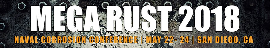 Mega Rust 2018, Naval Corrosion Contest, San Diego, CA, 2018, MegaRust