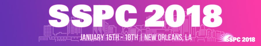 SSPC 2018, sspc, 2018, trade shows, expos & conferences, new orleans