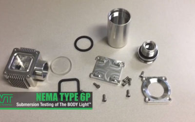 The BODYLight™ – NEMA Type 6P Testing