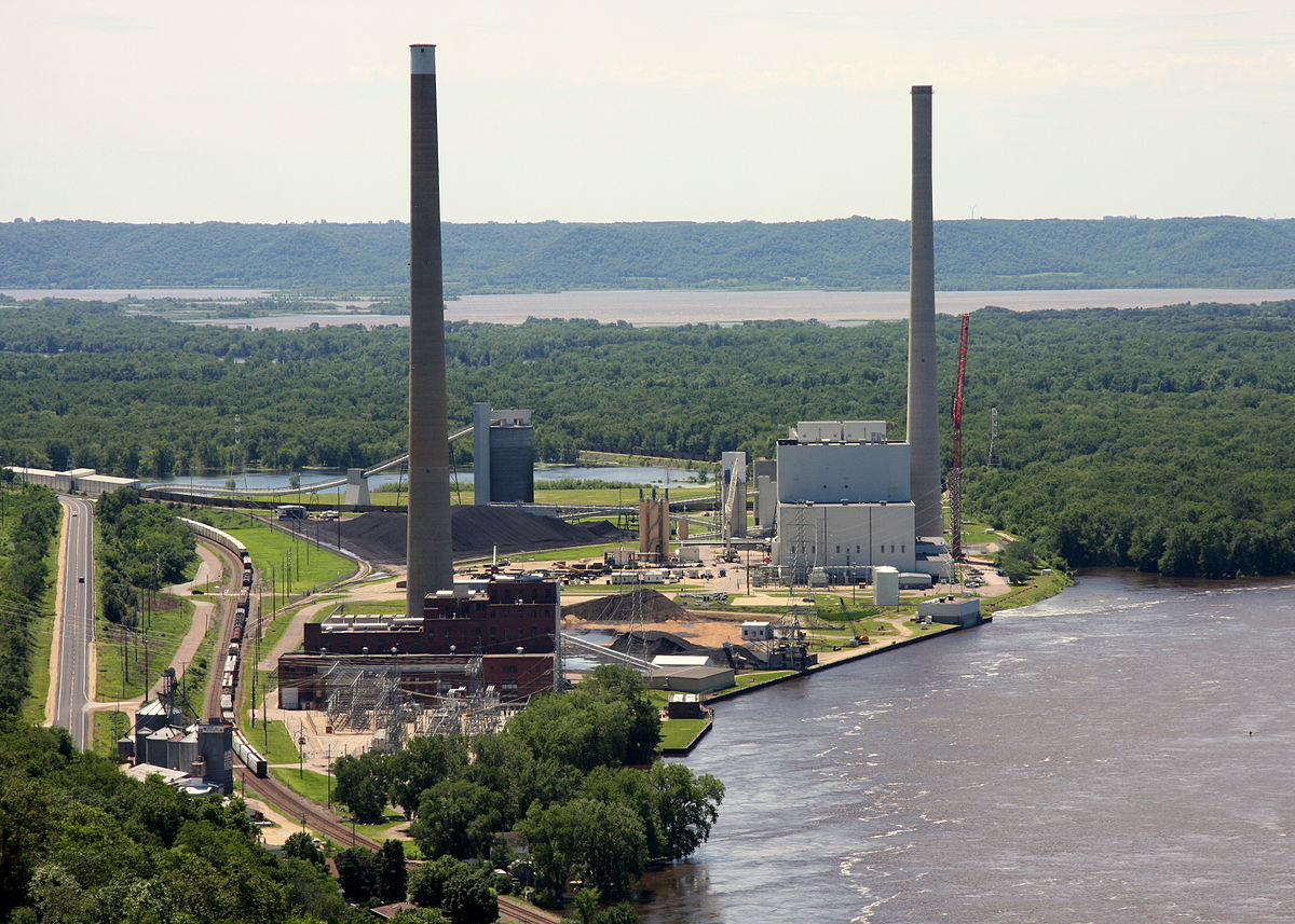 Dairyland Power - Coal-fired Power Plant