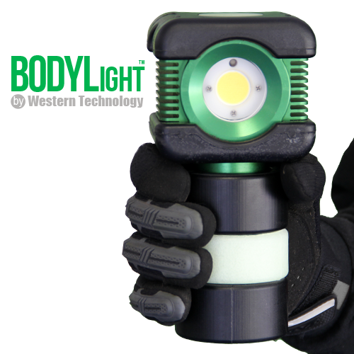 BODYLight, body light, 1st, etl certified, explosion proof, rechargeable, battery-powered, LED, light, work light