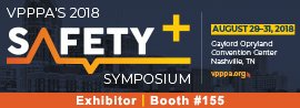 2018 VPPPA Safety Symposium, exhibitor, nashville, TN