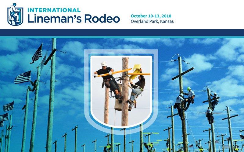 International Lineman's Rodeo & Expo, Featured Image, 2018, Overland Park, KS, Kansas